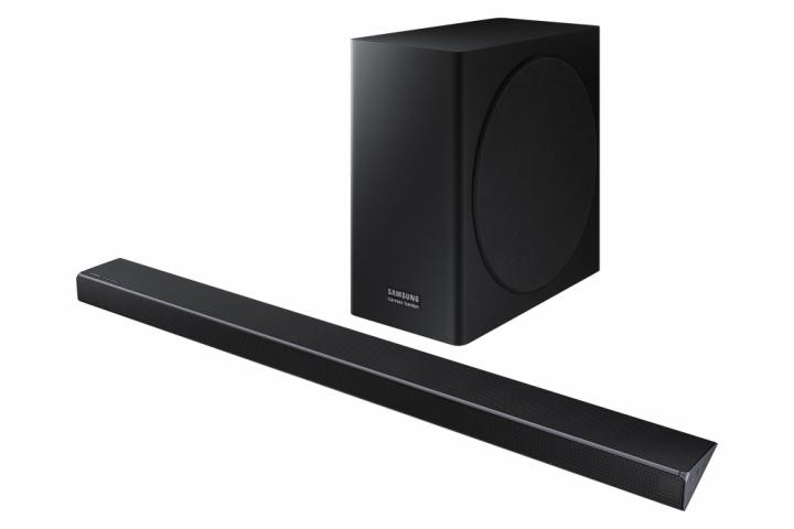 Die Q-Series-Soundbar.