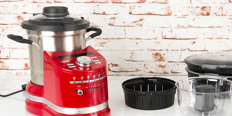 "Der ""Cook Prozessor 5KCF0104"" von KitchenAid im mediamag.at-Video."