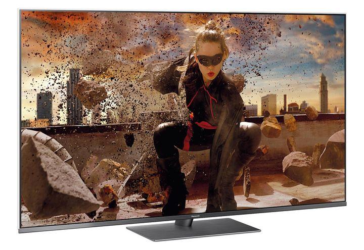 Die Panasonic-TV-Modelle FXW784/785/754 bieten Bildqualität wie im Kino.