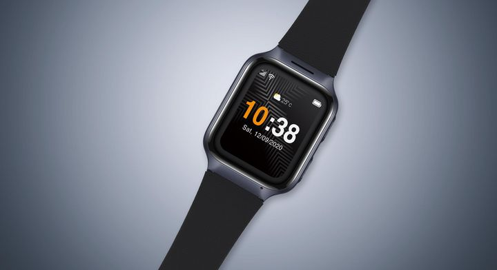 Eine Smartwatch für Senioren.