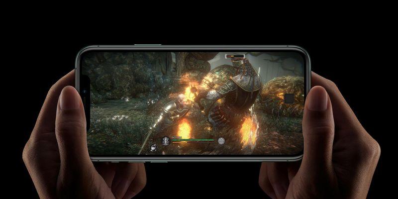 Smartphones mit großem Display.