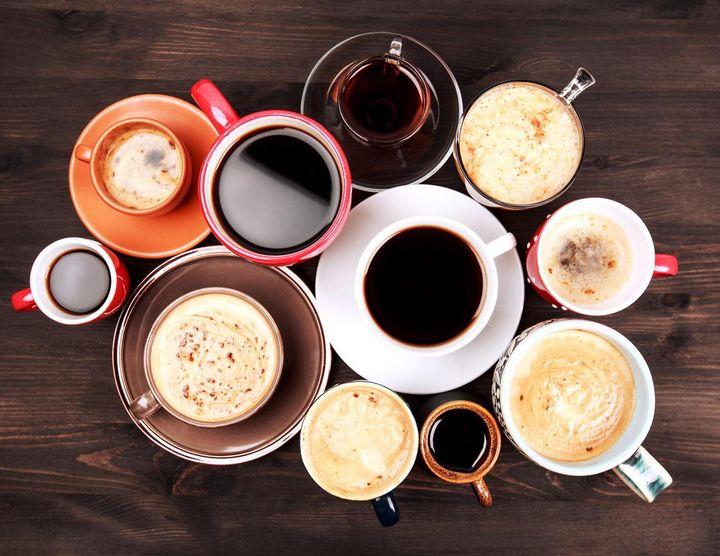Kaffee, Kakao und Tee sind die beliebtesten Heißgetränke.