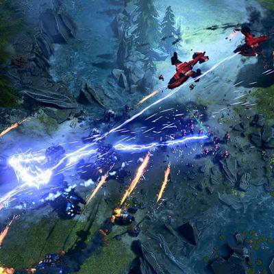 """Epische Schlachten in """"Halo Wars 2""""."""