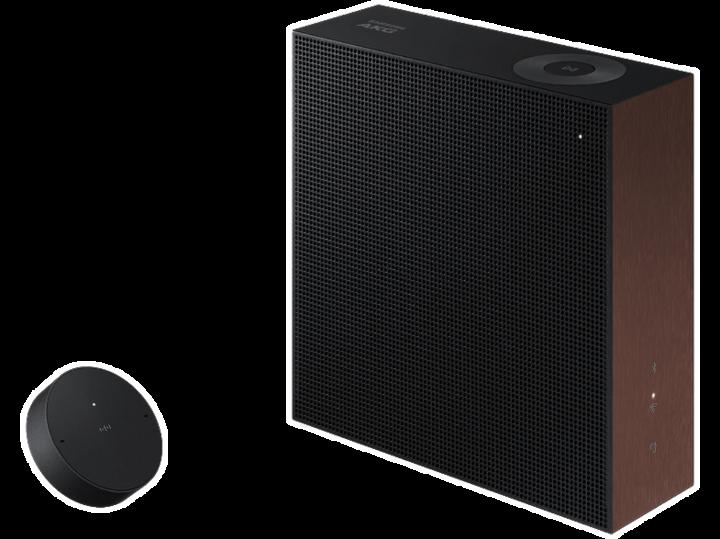 """der fast quadratische """"VL350"""" kommt auf 2,1 Kilogramm und einer Kantenlänge von rund 210 Millimetern."""