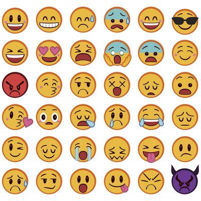 Lost in Emoji