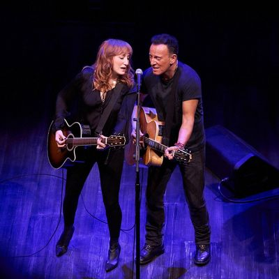 "Bruce Springsteen zeigt sein neues Album ""Springsteen On Broadway""."