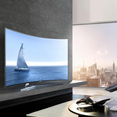 Flat-Screen oder Curved-TV?