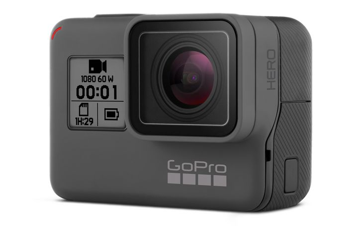 """Die """"HERO"""" ist das neue Einsteigermodell von GoPro."""