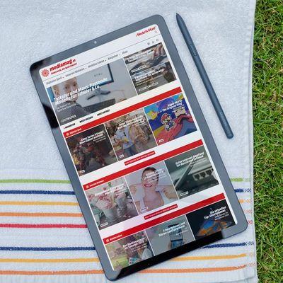 Detailblick: Das kann das Galaxy Tab S6 Lite