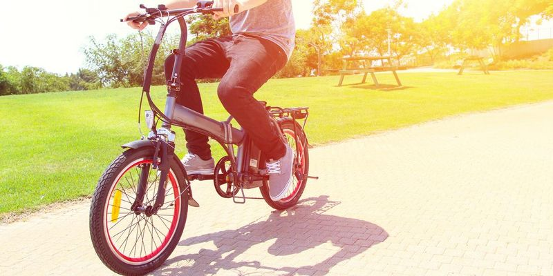 E-Falträder sind vor allem im städtischen Bereich beliebt.