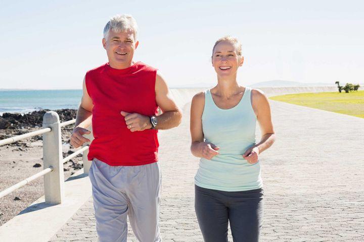 Laufen ist das perfekte Training, um überschüssige Kilos loszuwerden.