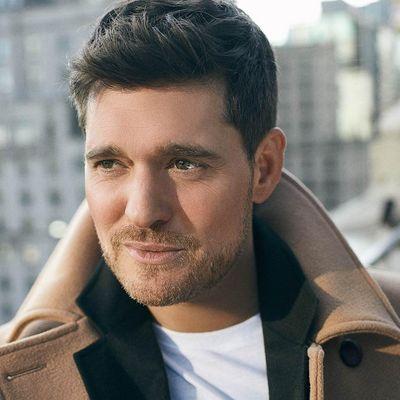 """Michael Bublé kehrt mit seinem Album """"❤"""" zurück."""