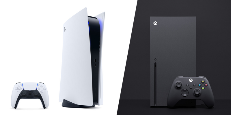 PS5 & Xbox Series X Die Top-Features