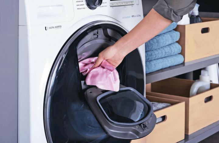 Mengen-, Programm- und Dosierautomatik sind hilfreiche Innovationen bei Waschmaschinen.