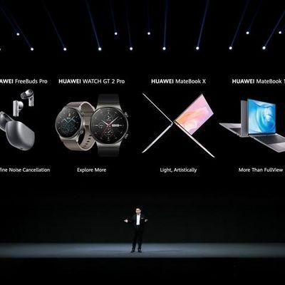 Huawei stellt neue Notebooks und Smartwatches vor
