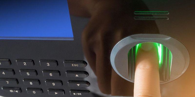 So funktioniert ein Fingerabdruck-Scanner.