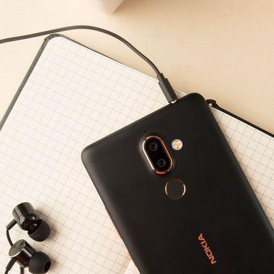 Das Nokia 7 Plus