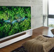 """""""Signature OLED 8K""""-TV von LG."""