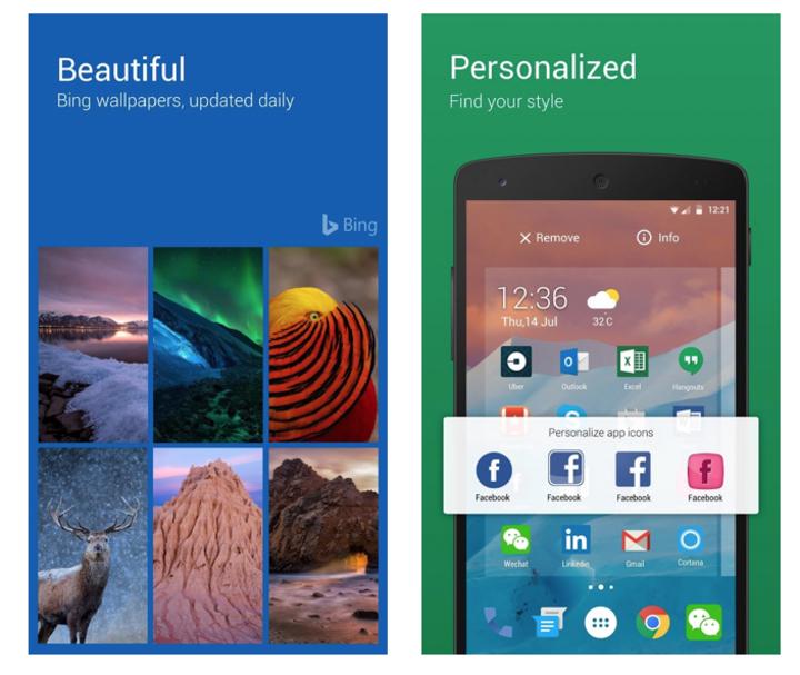 """Die App """"Arrow Launcher"""" organisiert das Handy nach User-Gewohnheiten."""