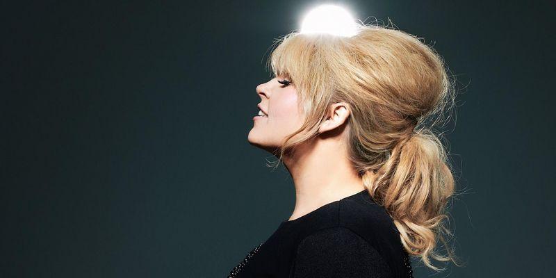 """Maite Kelly stellt ihr neues Album """"Die Liebe siegt sowieso"""" vor."""