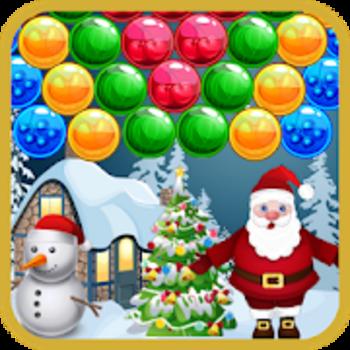 """App """"Christmas Bubble Shooter"""": Spaßige (Spiele-)Auszeit am Smartphone im Weihnachtsstress"""