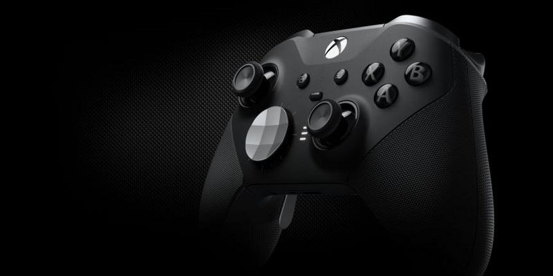 """So schließen Sie einen """"Xbox""""-Controller an."""