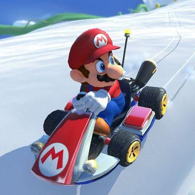 Mario und Co. schlittern wieder in den Rennspaß!