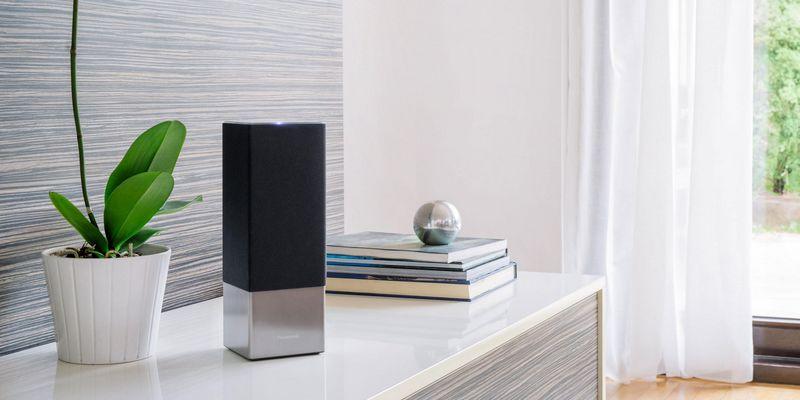 Ein smarter Lautsprecher fürs smarte Zuhause.