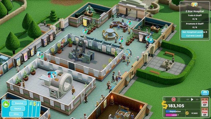 So wächst und gedeiht Ihr Krankenhaus.