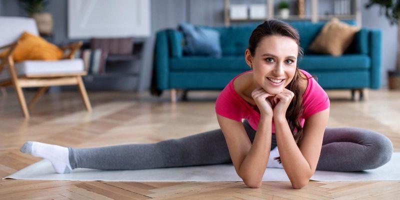 Fitness im Smart Home.