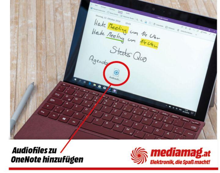 Das Gadget ist ein schlaues, digitales Notizbuch.