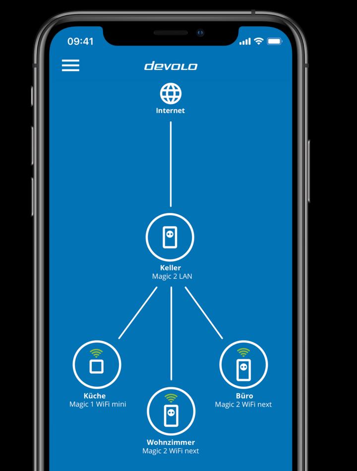devolo Home Networking App