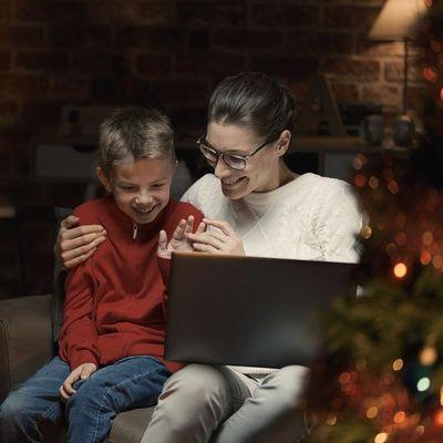 Tipps für den Videochat zu Weihnachten