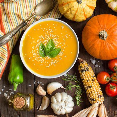 Wohlschmeckend und bunt präsentiert sich der Herbst in der Küche.