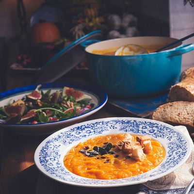 So bunt ist die Herbstküche auf Instagram.