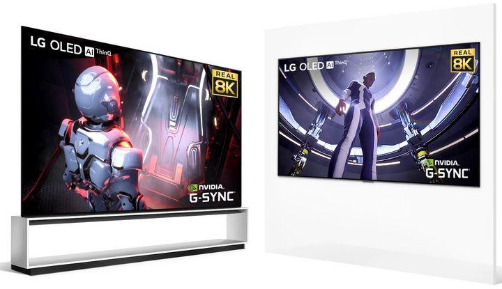 Neue Fernseher von LG.