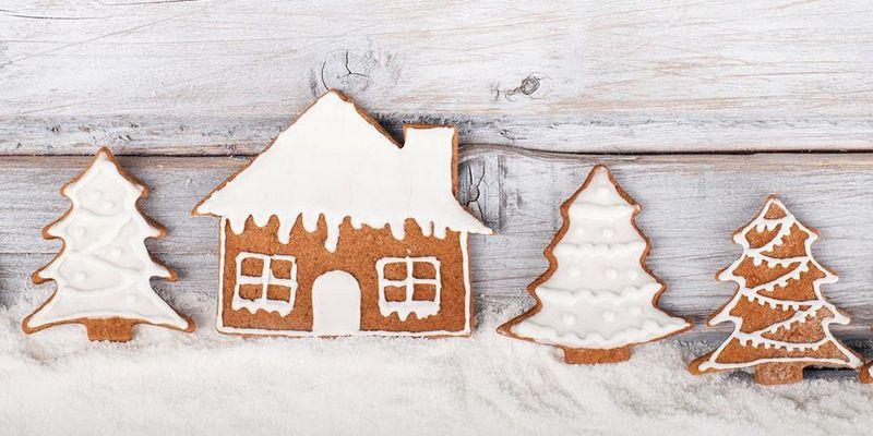 Diese Knusperhäuschen machen Weihnachten noch schöner.