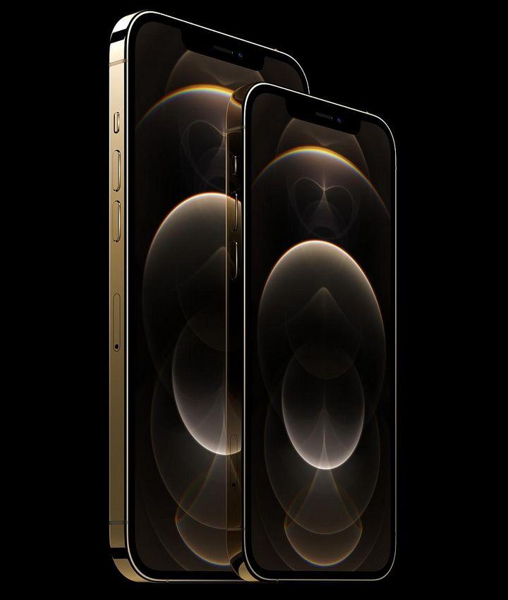 """""""iPhone 12 Pro"""" und """"iPhone 12 Pro Max"""""""