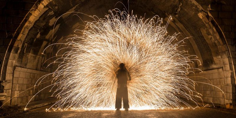 Kreative Fotografen erzeugen dank Langzeitbelichtung fabelhafte Aufnahmen.