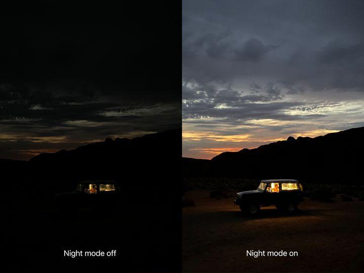 Der neue Nachtmodus des Apple iPhone 11