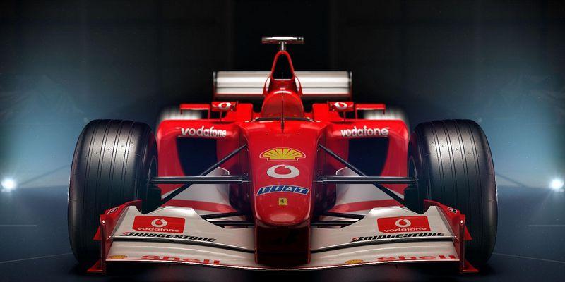 Mit dem Ferrari in die neue Motorsport-Saison.