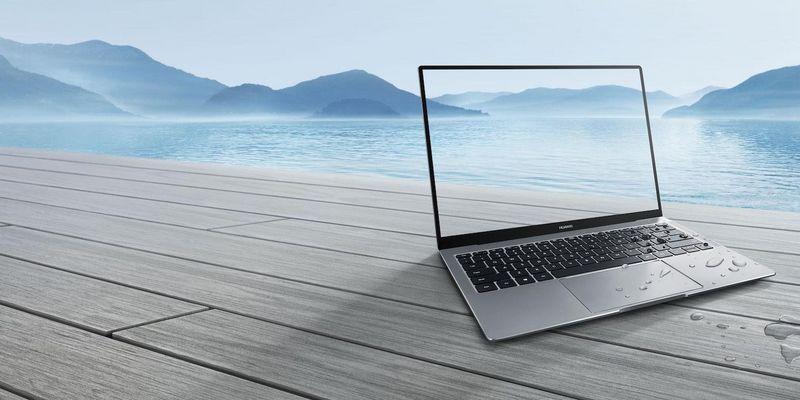 "Das neue Huawei ""Matebook X Pro."""