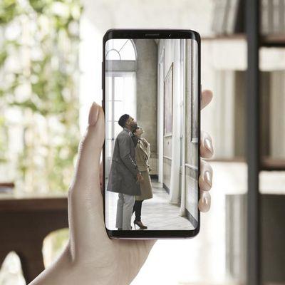 MWC 2018: Das neue Samsung Galaxy S9 bzw. S9+ ist da.