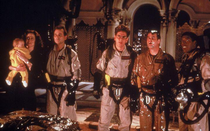 """Gehen Sie auf die Jagd nach Gespenstern mit den """"Ghostbusters""""."""