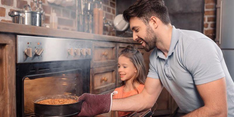 Backen mit dem Dampfgar-Ofen