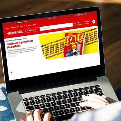 Technik-Schnäppchen: Mega-Abverkauf bei MediaMarkt.