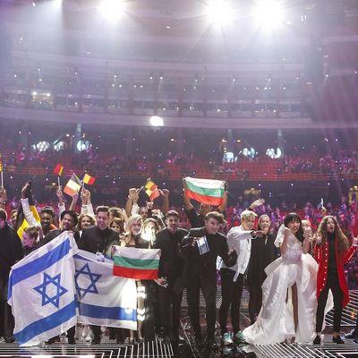Die Sieger des zweiten Halbfinales beim Eurovision Song Contest 2016