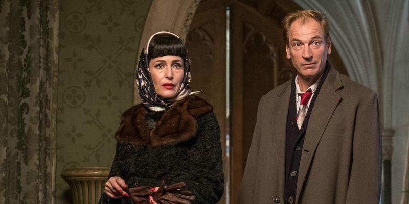 """Agatha-Christie-Verfilmung """"Das krumme Haus"""" ist für das Heimkino erschienen."""