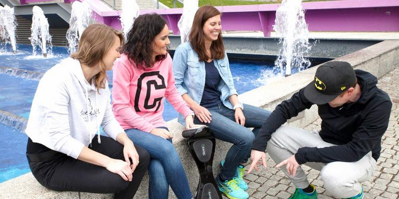 """Hoverboards sind """"in"""""""