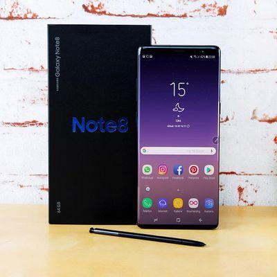 Im Video: Das Galaxy Note8